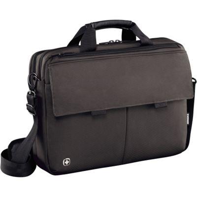 Wenger 601061 Route 16 inch Laptop Messenger Bag Grey