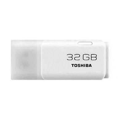 Toshiba TransMemory THN-U202W0320E4 32 GB USB 2.0 Flash Drive - White