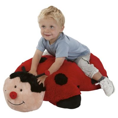 Toys Pillow Pets Ms.Ladybug