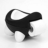 Kids Kit Baby Bug Potty Black & White