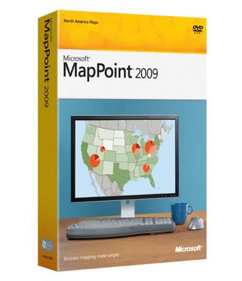MapPoint Win32 English License/Software Assurance Pack OLP C