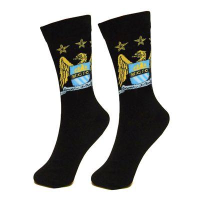 Manchester City FC Mens Dress Socks