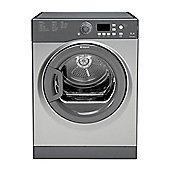 Hotpoint Aquarius FTVFG 65B GG Tumble Dryer - Graphite