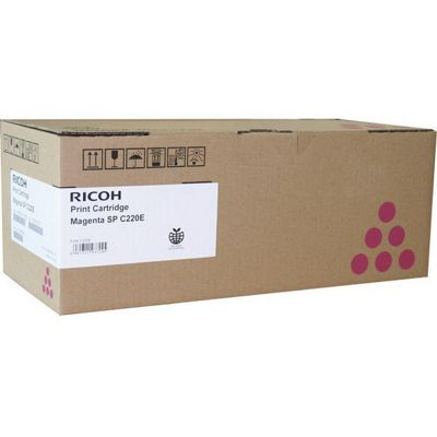 Ricoh SP222 Magenta Toner Cartridge (Yield 2,000 Pages)