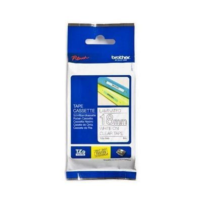 Brother TZE145 Label Tape - 19 mm Width - 1 Each (White)
