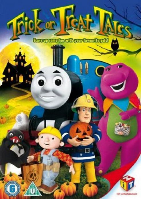 Hit Favourites - Trick Or Treat Tales (DVD)