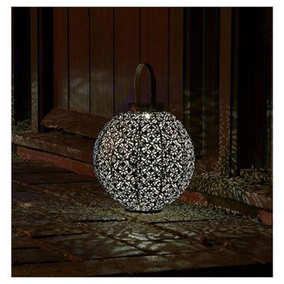 Smart Solar Round Solar Lantern