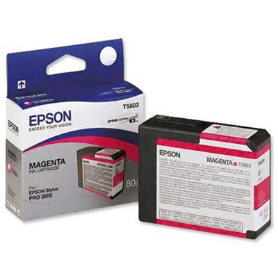 Epson Singlepack Magenta T580300