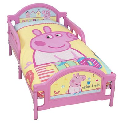Buy Peppa Pig Toddler Junior Bed From Our Toddler Beds