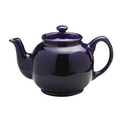 Price & Kensington Two-Cup Teapot Midnight Blue