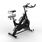 We R Sports RevXtreme VenomX Indoor Cycle Studio Exercise Bike with 22KG Flywheel White