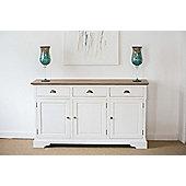 Brocante Three Drawer Dresser
