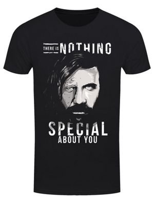 There Is Nothing Special About You Men's T-shirt Black