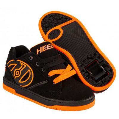 Heelys Propel 2.0 - Black/Orange - Size - Junior UK 12