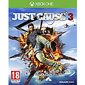 Just Cause 3 and Free Google Cardboard (Xbox One)