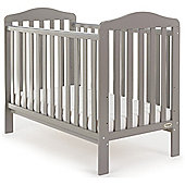 OBaby Ludlow Cot (Taupe Grey)