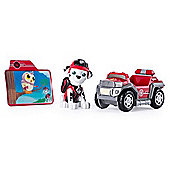 Paw Patrol Mission Paw Vehicle - Marshall's Rescue Rover