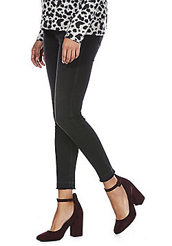 F&F Contour Modal Blend Skinny Jeans with LYCRA® BEAUTY - Washed black