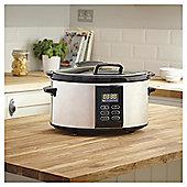 Tesco SCDSS17 6L Digital Slow Cooker