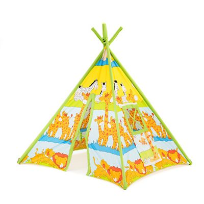 Ready Steady Bed Children's Savannah Print Play Tent