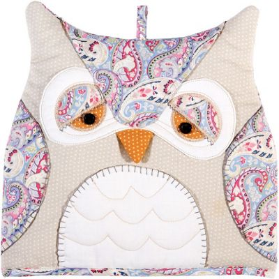 Ulster Weavers Owl Shaped Tea Cosy