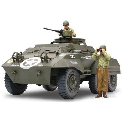 Tamiya 32556 Us M20 Armoured Utility Car 1:48 Military Model Kit