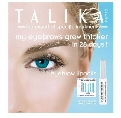 Talika Eyebrow Lipocil 10 ml