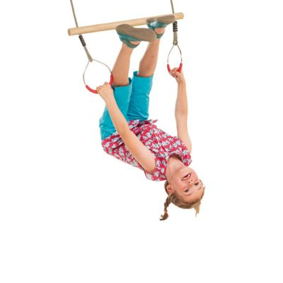 Trapeze Bar with Gym Rings