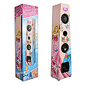 Disney Princess Bluetooth Tower Speaker