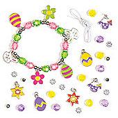 Easter Charm Bracelet Kits (Pack of 3)
