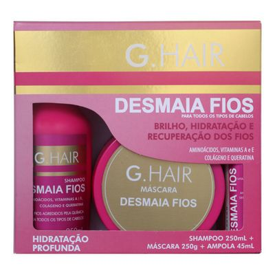 G.Hair Deep Nourishing and Conditioning Kit