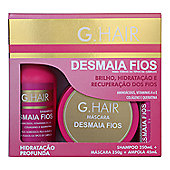 Desmaia Fios Deep Hydration Kit 250ML - G.Hair