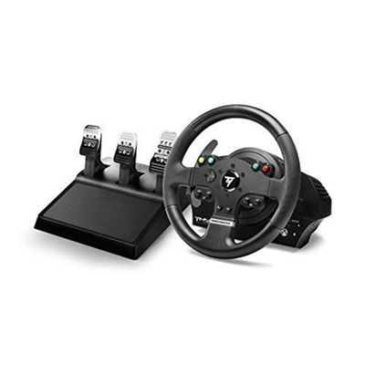 Thrustmaster TMX Pro Force Feedback Racing Wheel and Peddles - Xbox One/PC