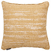 McAlister Mimosa Textured Chenille Cushion Cover - 43x43cm
