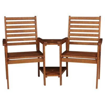 Windsor Wooden Companion Seat