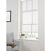 Hamilton McBride Faux Wood Venetian Blind 90 x 160cm White
