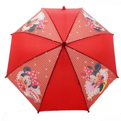 Disney Minnie Mouse 'Minnie's World' Nylon Umbrella