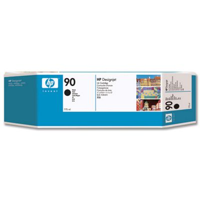 HP 90 Ink Cartridge - Black