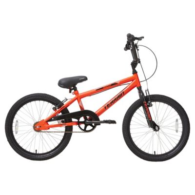 Terrain BMX 1020T 20 inch Wheel Orange Kids Bike