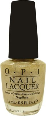 OPI Brights Nail Lacquer 15ml - Up Front & Personal
