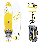 Hydro-Force Cruiser Tech Inflatable SUP 10'6""
