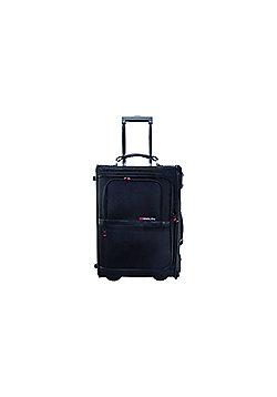 Monolith Upright Pilot 2-Wheel Suitcase, Black