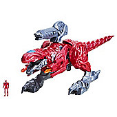 Power Rangers Movie Deluxe Dino Zord with Figure