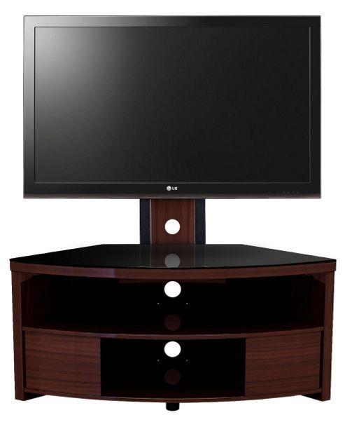 Gecko Walnut TV Cabinet with Bracket