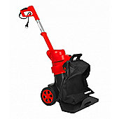 3kW Electric 3-in-1 Garden Leaf Blower, Hoover and Shredder – Hecht 3113