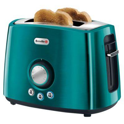 Breville Rio VTT366 2 Slice Toaster - Teal