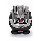 Ickle Bubba Solar Group 123 ISOFIX and Recline Car Seat - Light Grey