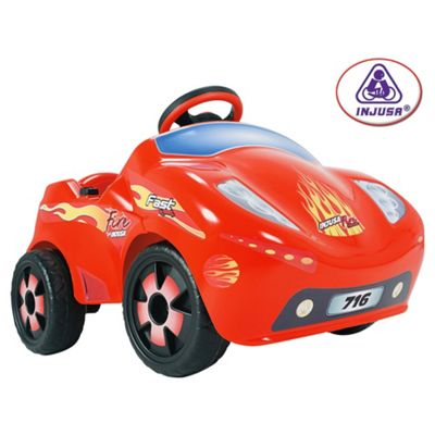 Injusa Fire Racer Battery Operated Ride-On