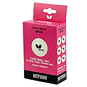 Butterfly Easy Ball 40+ - pack of 12
