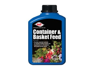 Doff Container & Basket Feed +25% 1.25L